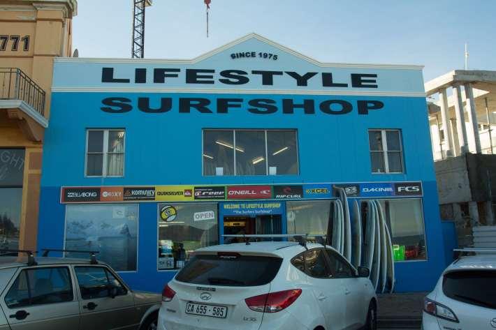 Lifestyle Surfshop