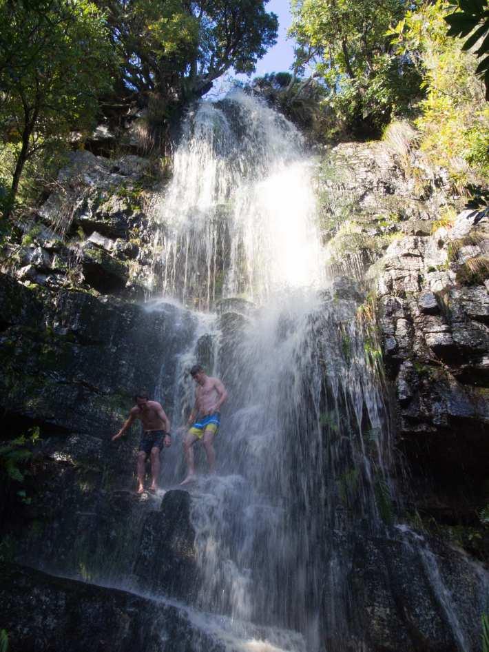 Silvermine Waterfall