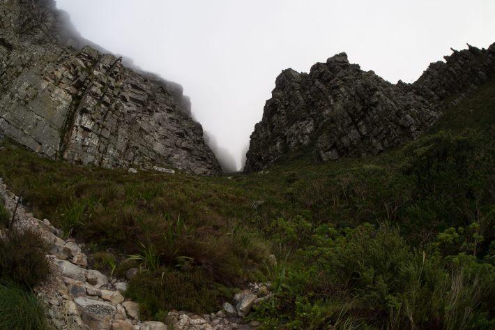 Platteklip gorge