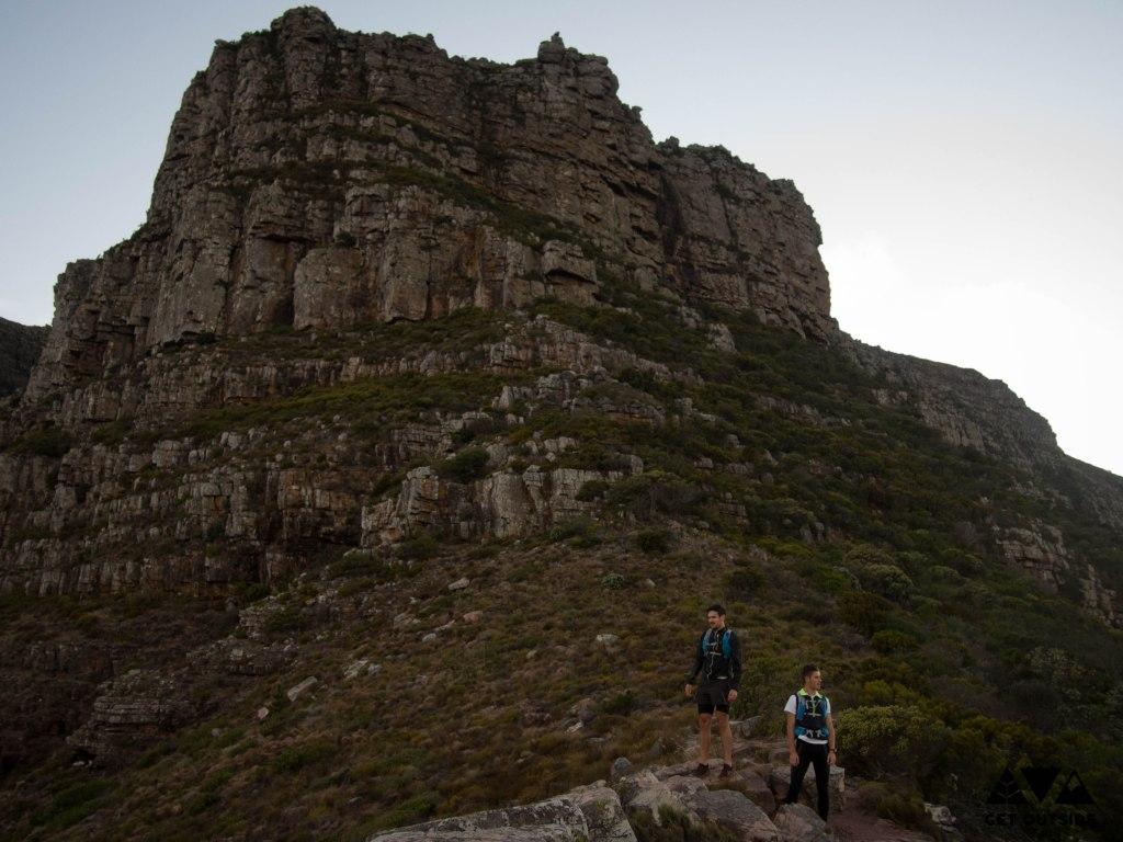 Table Mountain Red Bull FKT